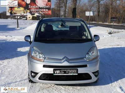 używany Citroën C4 Picasso 2dm3 136KM 2010r. 119 000km 2.0HDI 136KM 7osobowy Klimatronik Niski przebieg Super stan