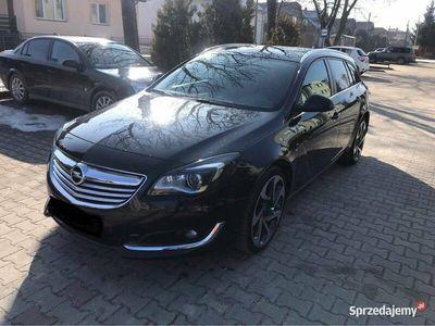 używany Opel Insignia Opc Lift 20 benzyna 4x4 2013r