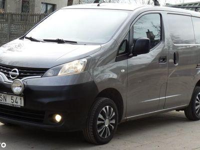 używany Nissan NV200