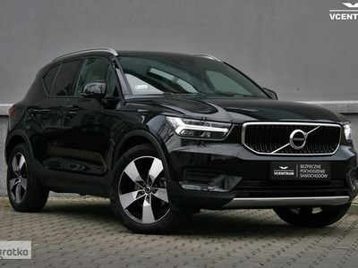 used Volvo XC40 D4 AWD First Edition