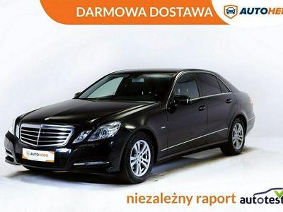 używany Mercedes E200 DARMOWA DOSTAWA, Avantgarde, Automat, Półskóra, Xenon W212 (2009-)