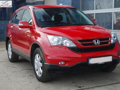 used Honda CR-V Pisemna Gwarancja - 4x4 - mały p 1.9 Pisemna Gwarancja - 4x4 - mały przebieg - PROMOCJA automatyczna klima.