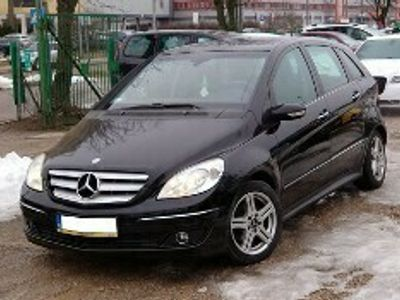 używany Mercedes B200 Klasa B W245CDi 140KM
