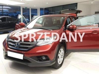 używany Honda CR-V 1.6dm 120KM 2014r. 151 049km