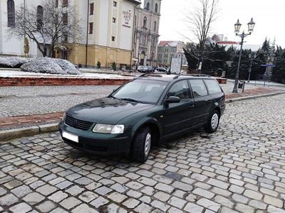 brugt VW Passat 1.9 TDI ZADBANY 100% SPRA