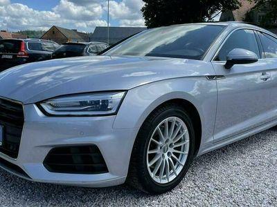 używany Audi A5 Navi,Led,Asystent,Serwis ASO,Gwarancja F5 (2016-)