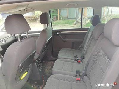 używany VW Touran 2.0 TDI