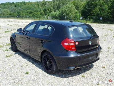 używany BMW 116 1er Lim. 2.0 118i 143 KM 2010 F20 (2011-)