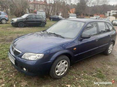 używany Mazda 323F 2003 R 2.0 d