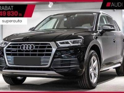 używany Audi Q5 III Sport 2.0 35TDI Quattro (163KM) | SPORT + Pakiet Technology + Comfor