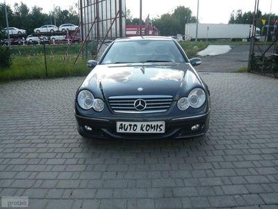 używany Mercedes C220 Klasa C W203