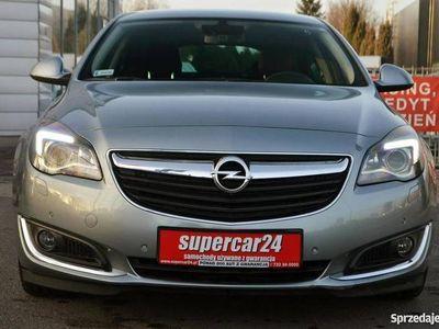 używany Opel Insignia 4x4 Executive 163 KM AUTOMAT, NAVI Salon PL, FV 23%, Gwa