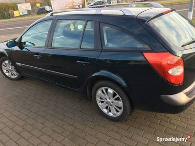 używany Renault Laguna II VIN/Rej. 06/Polski salon/2 wł/Nowy dwumas/Jak nowy/Długie opłaty, Wejherowo