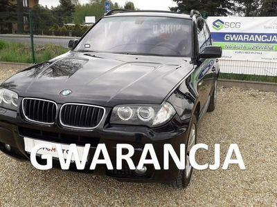 używany BMW X3 m-pakiet dach panorama navi 2x alumy 4x4 skóra raty gwarancja E83 (2003-2010)