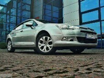 używany Citroën C5 III Platinum Xenon LED Skóra 140 KM Jak Nowa Serwis Bez Wypadkowy Okazja