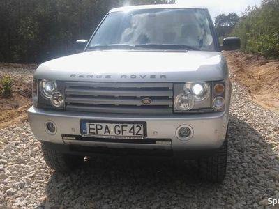 używany Land Rover Range Rover