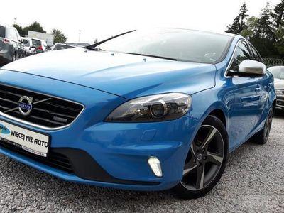 używany Volvo V40 Mega kolor,R-Design,Serwi