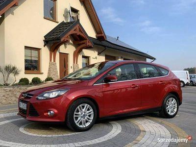 używany Ford Focus 1.6 EcoBoost 150KM / Titanium / Salon PL I-właściciel Mk3 (2010-)