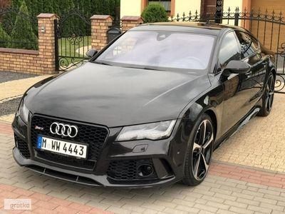 używany Audi RS7 Performance 560KM Ceramic Bang Olufsen Karbon Dynamic Maxx Opcja !!!