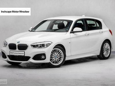 brugt BMW 118 seria 1 1.5dm3 136KM 2017r. 42 150km i 5-drzwiowy | LED | Model M Sport |