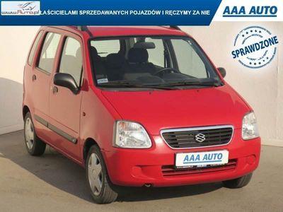 używany Suzuki Wagon R+ 1.3dm 76KM 2003r. 128 690km