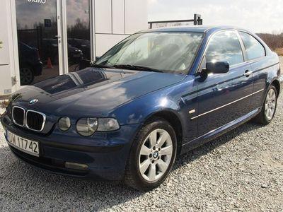 używany BMW 216 316 1.8dm 116KM 2004r.000km