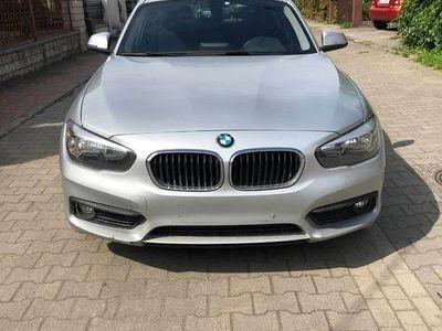 używany BMW 116 F 20 D