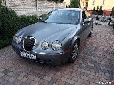 używany Jaguar S-Type 2.7diesel 2005rok