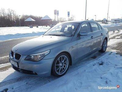 używany BMW 535 E60 d, zadbane, 383KM