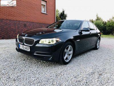 używany BMW 530 3dm3 258KM 2013r. 166 130km 3.0 LIFT FULL LED 100% serwis bezwypadek