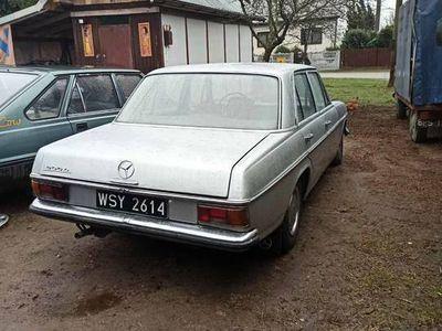 używany Mercedes W115 Kubuś