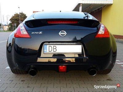 używany Nissan 370Z mod 2014r Salon PL Platinium Fabryczny lakier