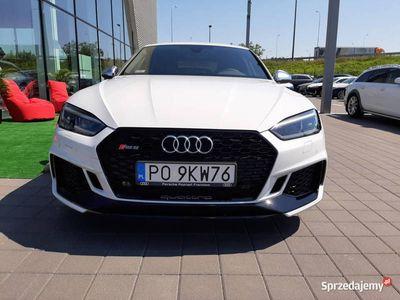 używany Audi RS5 Sportback 2019 Salon Polska Bezwypadkowy