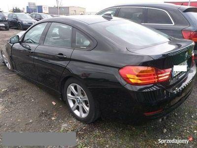 używany BMW 420 Gran Coupé 420d Nawigacja Automat Xenon LED