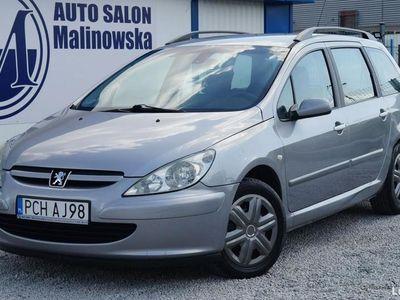 używany Peugeot 307 2dm 136KM 2004r. 291 000km