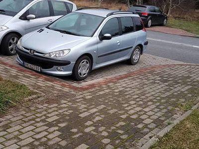 używany Peugeot 206 SW ,2.0 HDI ,2003, ładny ,dobra cena