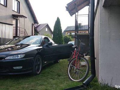 używany Peugeot 406 Coupe Pininfarina Vin,klima,alu,zamiana, skóra