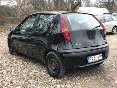 używany Fiat Punto 1.9dm3 80KM 2000r. 220 000km 1.9 jtd 80km Okazja ! Możliwa Zamiana !