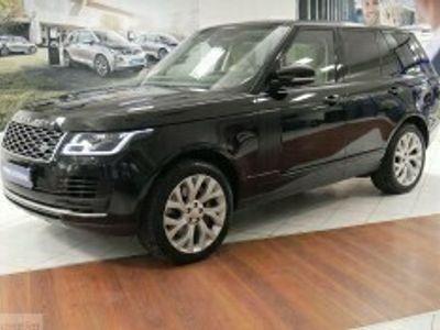 używany Land Rover Range Rover 4.4dm 340KM 2017r. 98 600km