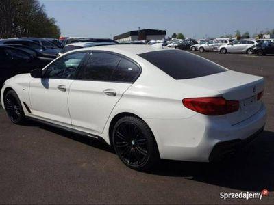 używany BMW 530 530 Seria 5 G30 d xDrive M Sport diesel 3.0 265 KM automat 2018 G30 (2017-)