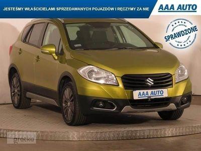 używany Suzuki SX4 S-Cross  Salon Polska, Serwis ASO, Navi, Klimatronic, Tempomat,