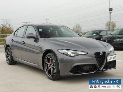 używany Alfa Romeo Giulia 2dm 280KM 2020r. 5km