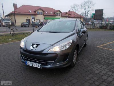 używany Peugeot 308 I 1,6 b 2010 r 5 drzwi z Niemiec, Urszulin