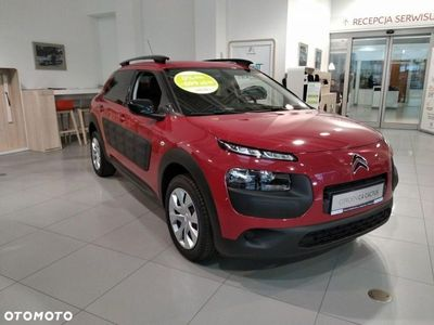 używany Citroën C4 Cactus Inny 1.2dm3 82KM 2018r. 2km 1.2 PureTech 82 MORE LIFE