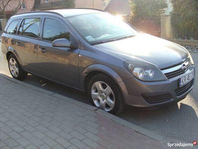 używany Opel Astra 1.7 dth 115 km klima