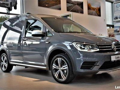 używany VW Caddy Furgon ALLTRACK 2.0 TDI 102 KM