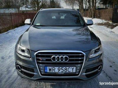 używany Audi SQ5 SQ 5/ Benzyna/ 4X4/Automat/ FAKTURA 8R (2013-)