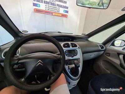 używany Citroën Xsara Picasso Wersja Exclusive