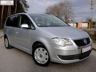 gebraucht VW Touran 1.6dm3 102KM 2008r. 248 839km 7 Foteli / Klimatronik / Zwykły 1.6 Mpi / 8V Moc 102 KM / Serwis