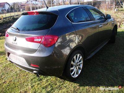 używany Alfa Romeo Giulietta 2.0Jtd 140KM 2012 Opłacona